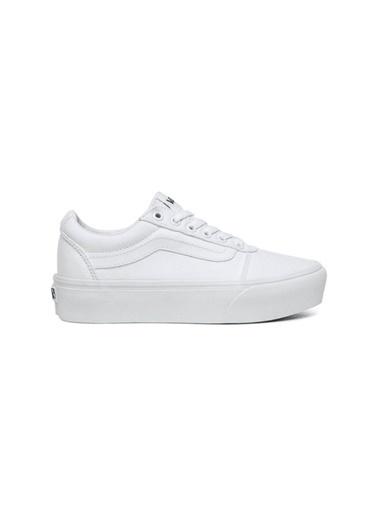 Vans Ayakkabı Wm Ward Platform Vn0A3Tlc0Rg1 Beyaz